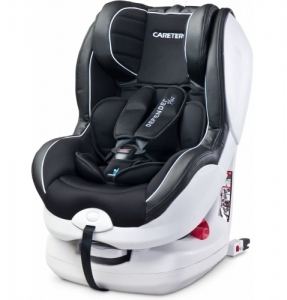 Автокресло DEFENDER PLUS ISOFIX 0-18 BLACK (черный)