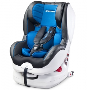 Автокресло DEFENDER PLUS ISOFIX 0-18 BLUE (голубой)