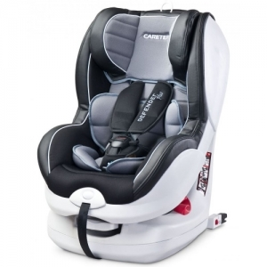 Автокресло DEFENDER PLUS ISOFIX 0-18 GREY (серый)
