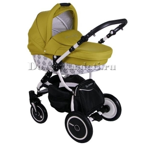 Коляска 2 в 1 Speedy Sweet Baby (узоры) SB ll-14