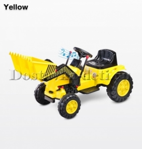 Электромобиль TOYZ BULLDOZER YELLOW (желтый)