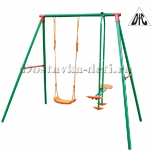Качели двойные SWING AND GLIDER SET DFC SGN-02