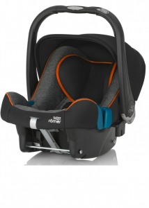 Детское автокресло Baby-Safe Plus SHR II Black Marble Highline 0-13 кг.