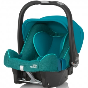 Детское автокресло Baby-Safe Plus SHR II Green Marble Highline 0-13 кг.