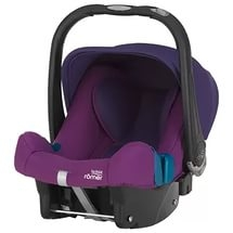 Детское автокресло Baby-Safe Plus SHR II Mineral Purple Trendline 0-13 кг.