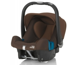 Детское автокресло Baby-Safe Plus SHR II Wood Brown Trendline 0-13 кг.