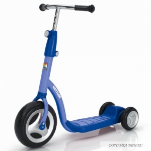 Самокат Scooter Blue 8452-500