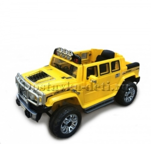 Электромобиль Joy Automatic JJ255 Hummer H3