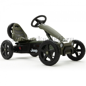 Веломобиль BERG Jeep Adventure BFR